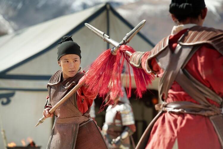 《花木蘭》(Mulan) 真人版電影