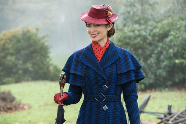 《愛‧滿人間》(Mary Poppins Returns) 劇照。