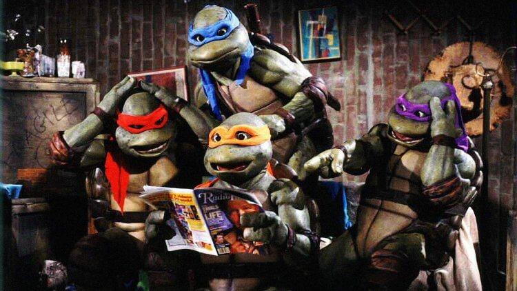 1990 年《忍者龜》(Teenage Mutant Ninja Turtles) 真人電影版上映屆滿30週年。