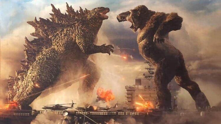 怪獸對打擺一邊,影壇巨獸對戰才刺激:網飛與華納將在傳奇影業頭上爭奪《哥吉拉對金剛》發行權首圖
