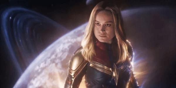漫威電影宇宙飾演「驚奇隊長」的布麗拉森。
