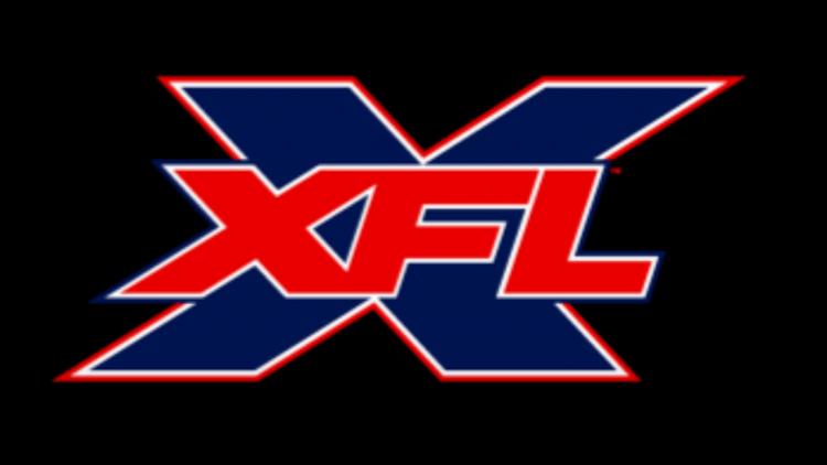 美式足球聯盟「XFL」。
