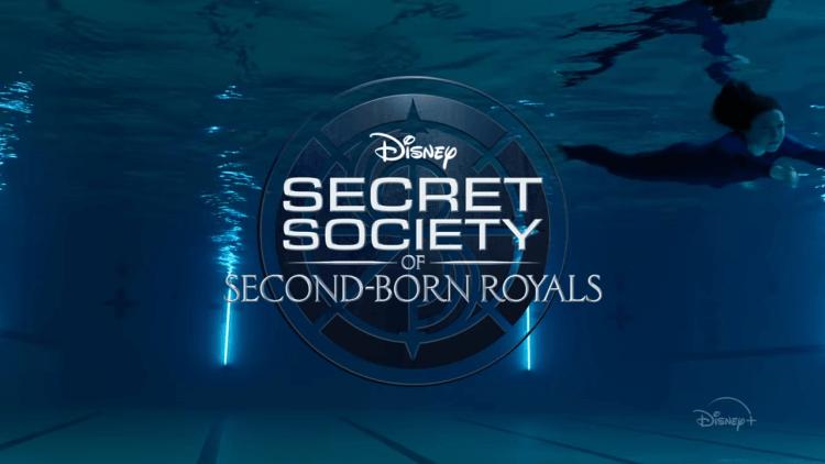 Disney+ 即將推出的原創作品《皇室次子女祕密會社》。