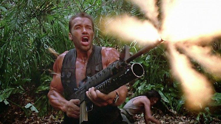 【電影背後】《終極戰士》是這樣誕生的:阿諾史瓦辛格才是外星獵人的親爸爸首圖