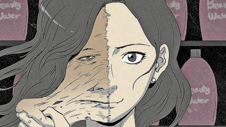 韓國動畫電影《整容液》改編自 Webtoon 刊載的人氣同名短漫。