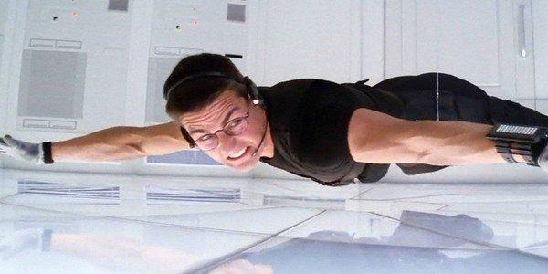 湯姆克魯斯在《不可能的任務》系列飾演伊森韓特。