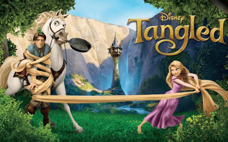 2010 年迪士尼製作的電影《魔髮奇緣》已有將推出真人版的消息。
