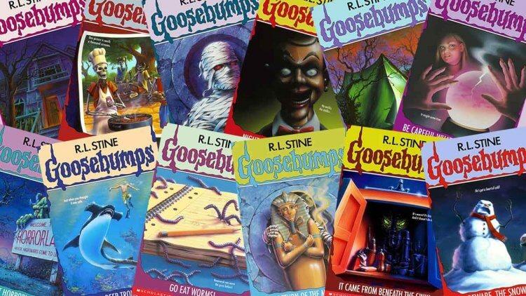 R·L·史汀創作的《雞皮疙瘩》系列童書,不但曾改編 90 年代影集,也推出《怪物遊戲》系列電影。