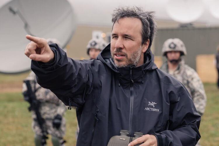 曾拍攝過《銀翼殺手 2049》、《怒火邊界》的導演丹尼維勒納夫。