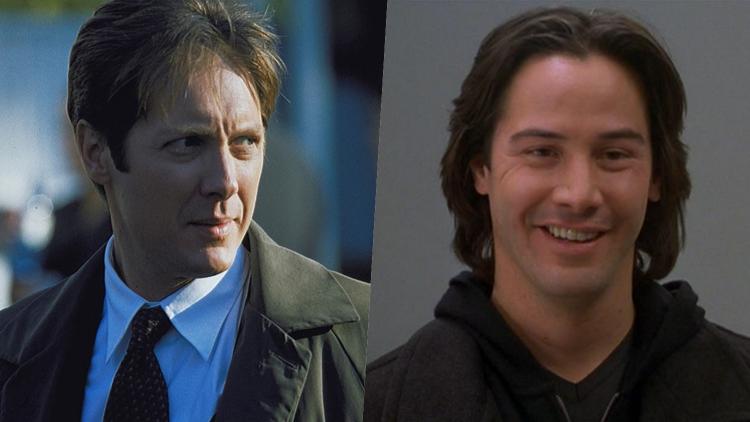 喬查爾巴尼奇 (Joe Charbanic) 執導的《兇手正在看著你》由基努李維、詹姆斯史派德主演。