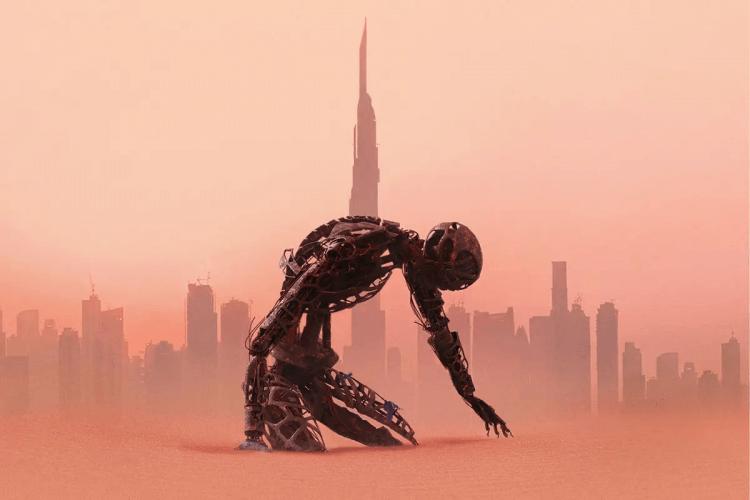 HBO 科幻影集《西方極樂園》充滿與其他作品連結的細節,耐人尋味。