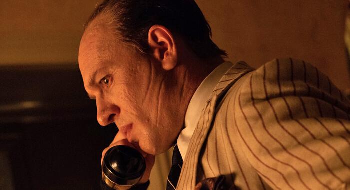 《疤面教父》湯姆哈迪。