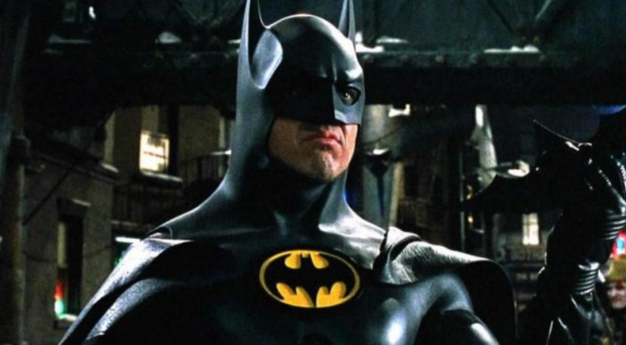 米高基頓演出電影《蝙蝠俠》。