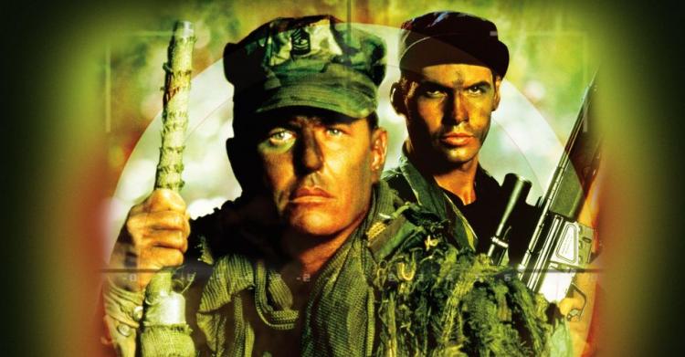 1993 年動作戰爭電影《戰略陰謀》第一集海報。