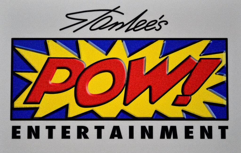 史丹李創立的「POW!娛樂公司」。