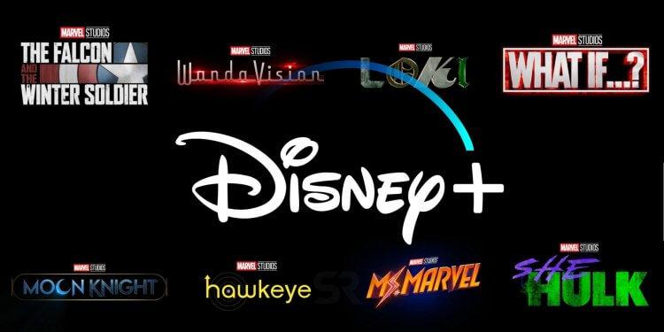 Disney+ 漫威影集。