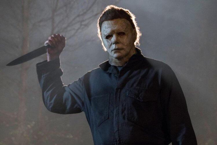 《月光光心慌慌》經典殺人魔「麥克邁爾斯」。
