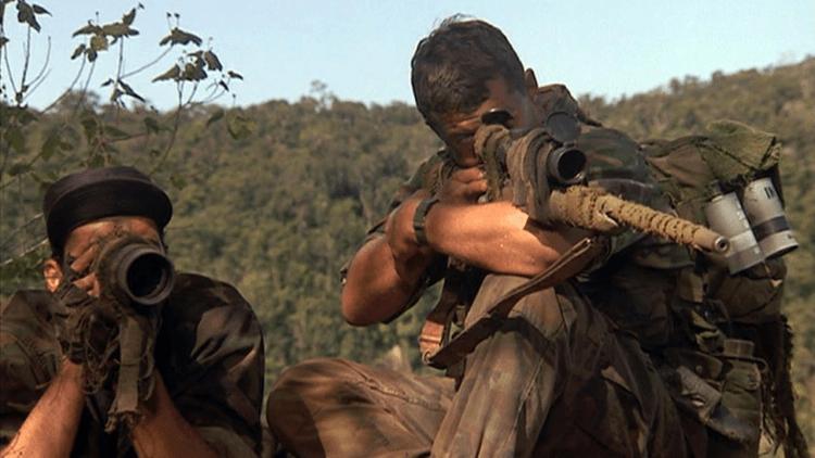 《戰略陰謀》系列電影主演湯姆貝林傑。