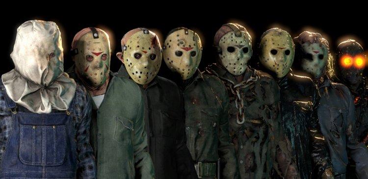 電影《13 號星期五》系列中知名的角色:曲棍球面具殺人魔傑森。