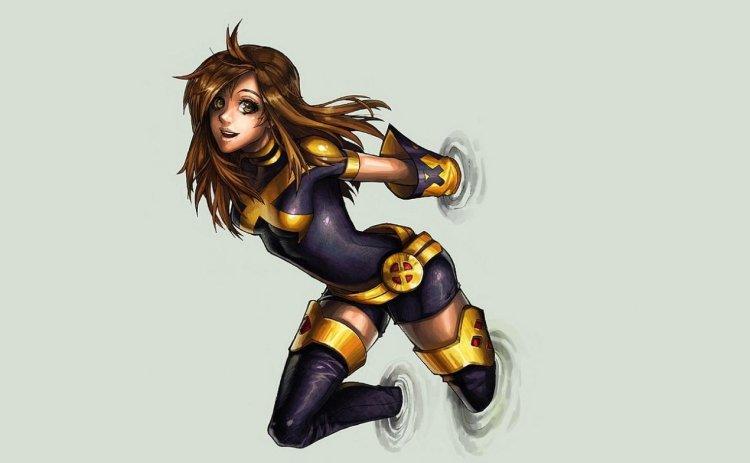 出現在《X 戰警》系列裡的變種人「幻影貓」。