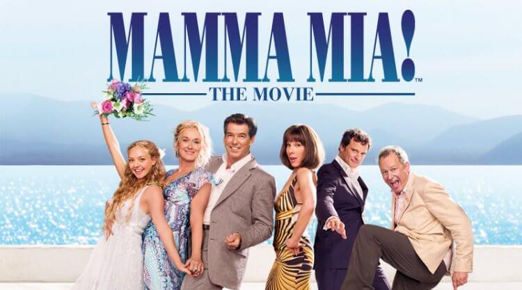 《媽媽咪呀!》第一集由梅莉史翠普、亞曼達賽佛瑞主演。
