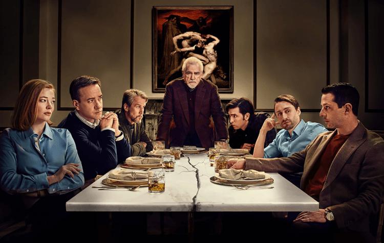 HBO《繼承之戰》系列影集在 2020 第 72 屆艾美獎獲 18 項入圍。