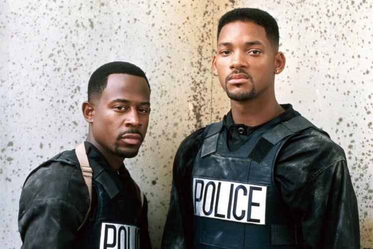 《絕地戰警》首集已經是 1995 年,由麥可貝執導,同樣是威爾史密斯、馬汀勞倫斯主演。