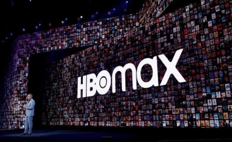 華納媒體旗下的影音串流服務 HBO Max。