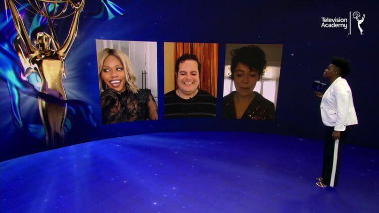 艾美獎日前公佈入圍名單,其中黑人演員的入圍比例創下新高。