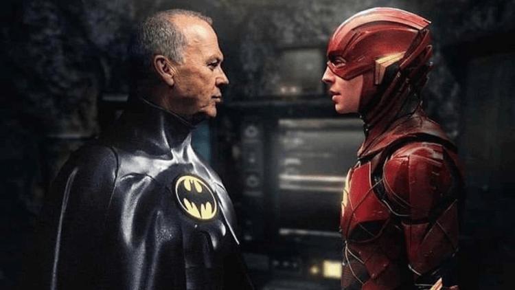 米高基頓將會在《閃電俠》電影中回歸演出蝙蝠俠一角。