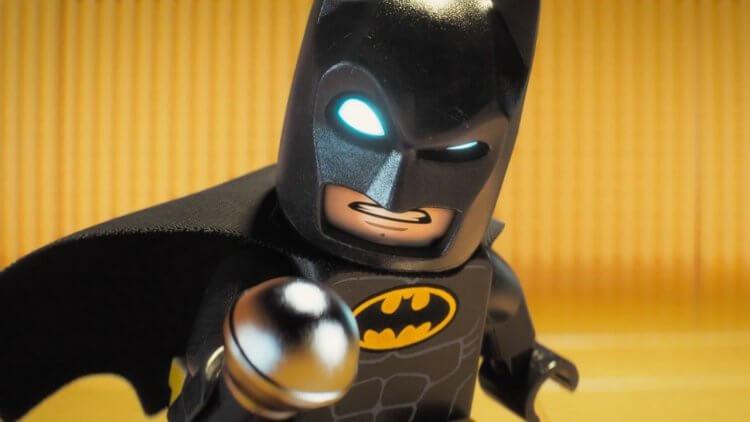 《樂高蝙蝠俠電影》劇照。
