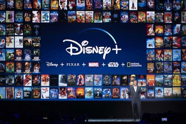 迪士尼重心發展旗下串流平台 Disney+。