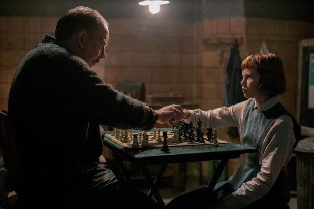 《后翼棄兵》(Queen's Gambit)