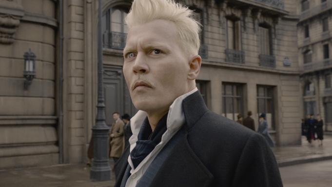 強尼戴普退出《怪獸與牠們的產地》系列電影。