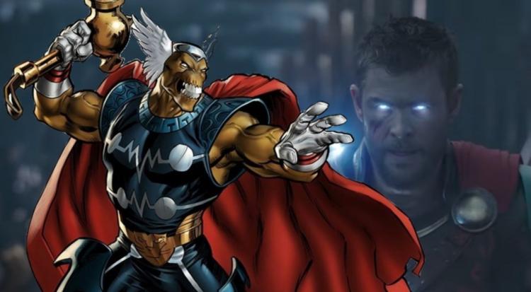 克里斯漢斯沃也表示希望看到「馬面雷神」貝塔雷比爾出現在《雷神索爾》系列當中。