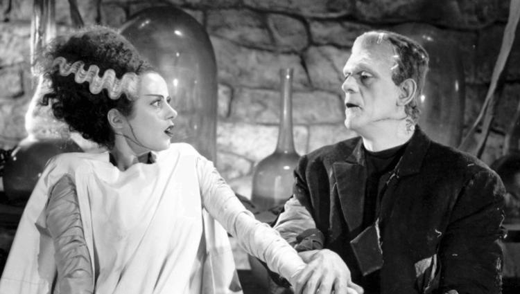 《科學怪人》(Frankenstein) 為環球影業旗下擁有的經典怪物電影。
