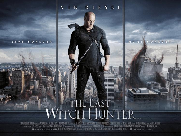 據馮迪索本人說法,由他主演的超自然動作電影《獵巫行動:大滅絕》續集正在開發中。