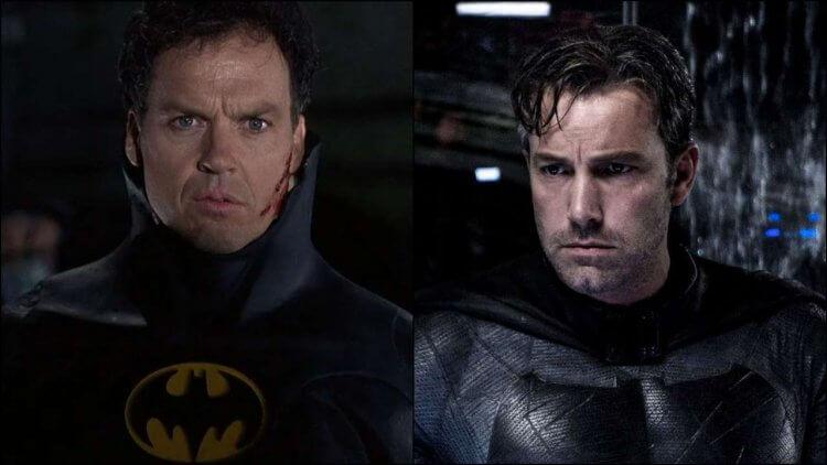 米高基頓及班艾佛列克版本的蝙蝠俠都將出現在《閃電俠》當中。