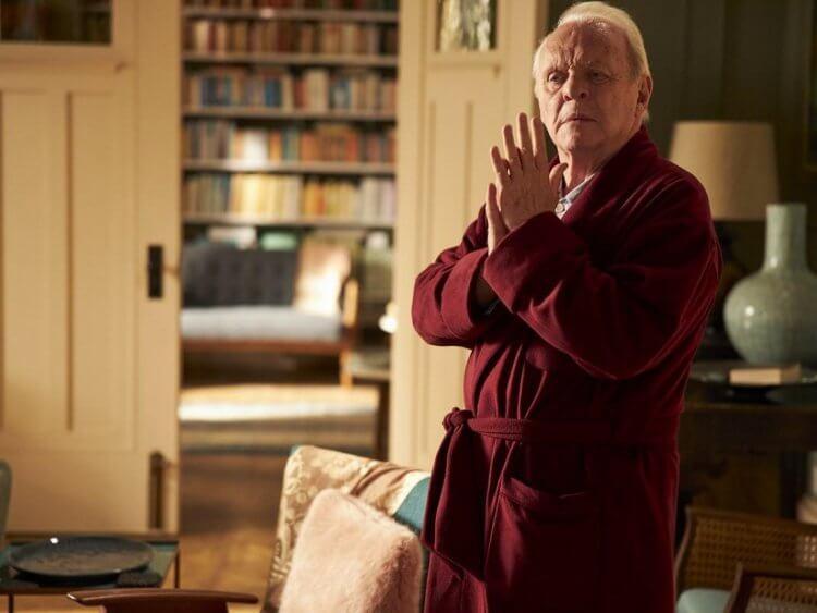 獲 2021 奧斯卡「最佳改編劇本」及「最佳男主角」獎肯定電影《父親》安東尼霍普金斯。