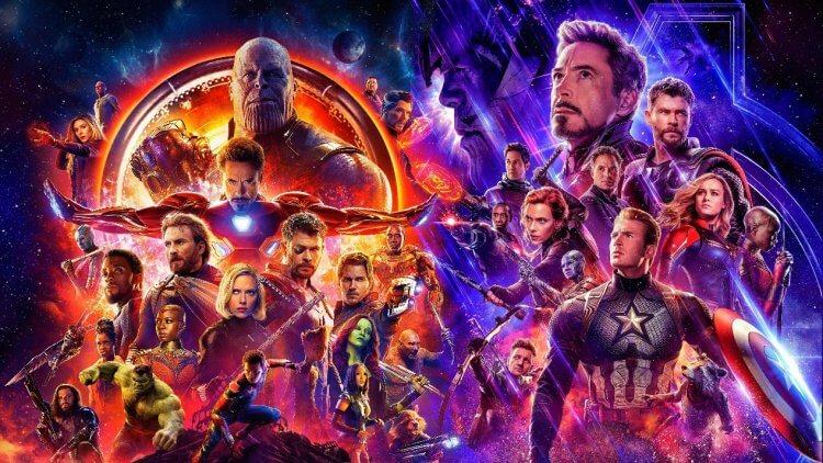 漫威在過去兩年內分別推出的票房鉅作:《復仇者聯盟 3:無限之戰》、《復仇者聯盟 4:終局之戰》