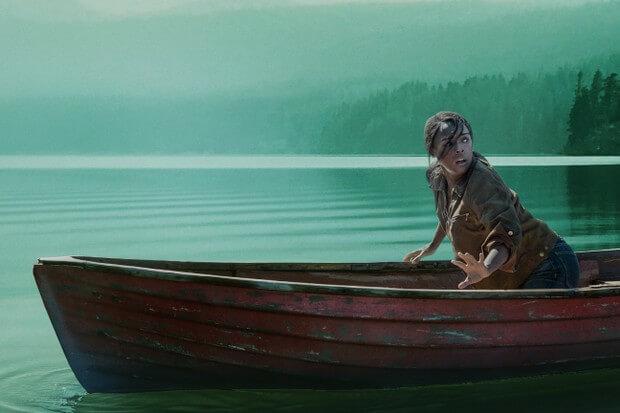 《歸途》第二季新加入的演員賈奈兒夢內。