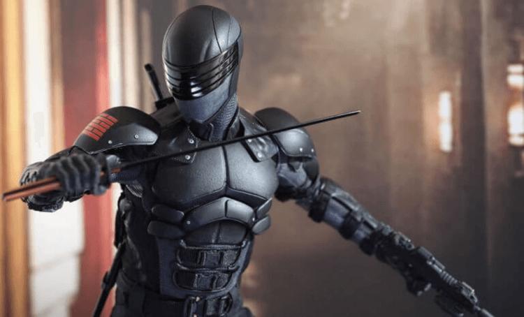 《特種部隊》人氣角色「蛇眼」即將於今年推出個人電影。