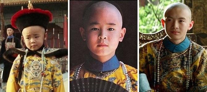 《末代皇帝》講述清朝最後一位皇帝溥儀的一生。
