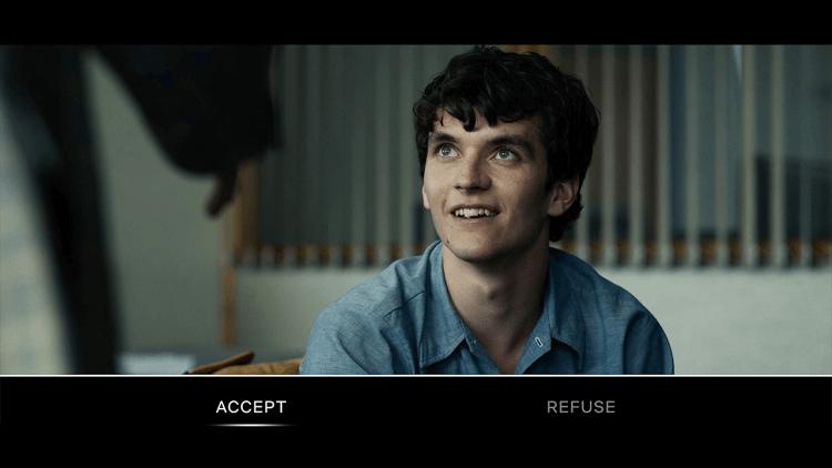 《黑鏡:潘達斯奈基》採用創新的選擇式文字冒險形式,奪得最佳電視電影的殊榮。