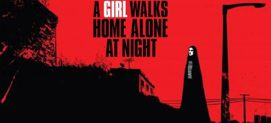 亞洲恐怖作品近年來挑戰禁忌、成見,訴求更多自由,圖為伊朗導演執拍的吸血鬼西部片《女孩半夜不回家》。