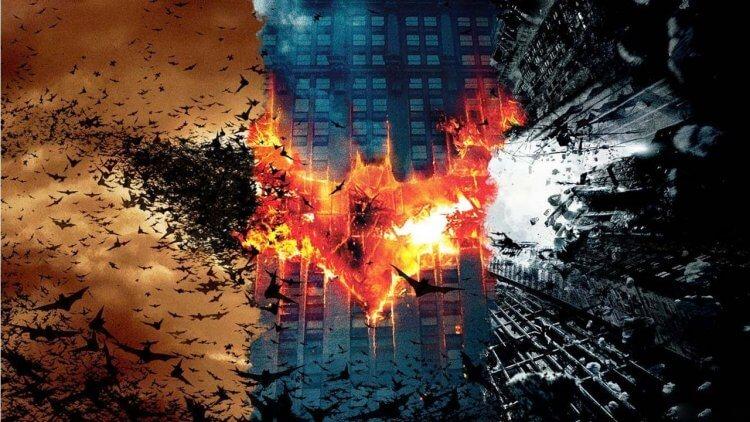 諾蘭的《黑暗騎士》三部曲也在最近重映。