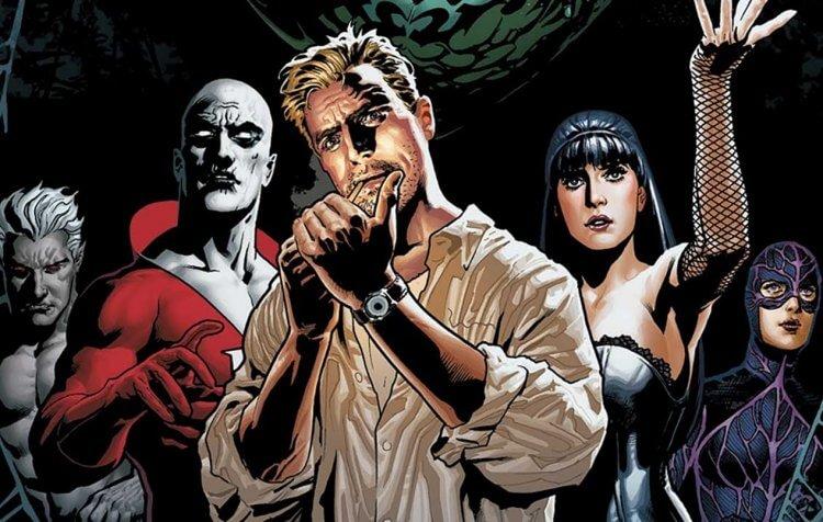 DC 漫畫《黑暗正義聯盟》。