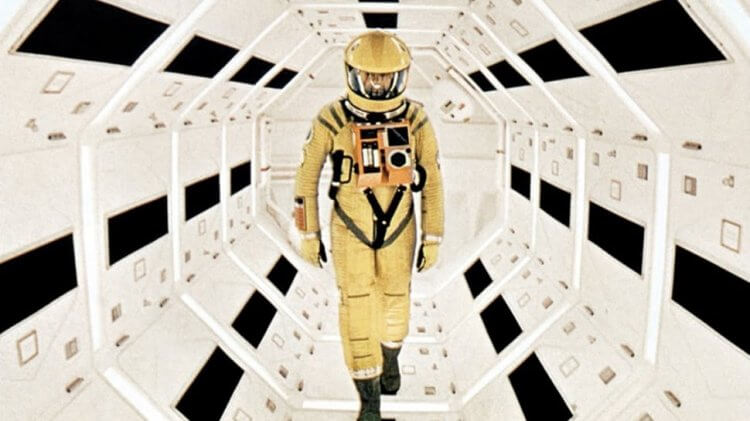 《2001:太空漫遊》劇照。