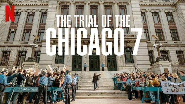 《芝加哥七人案:驚世審判》。