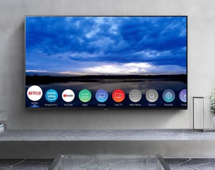 串流影音正夯,追劇用智慧型電視介紹:國際牌 Panasonic HX750。